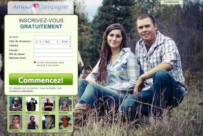 Un site pour les Agriculteurs célibataires