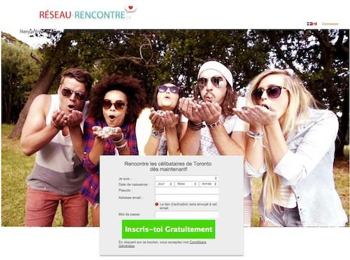 Découvrez le portail des rencontres sur internet québécoises