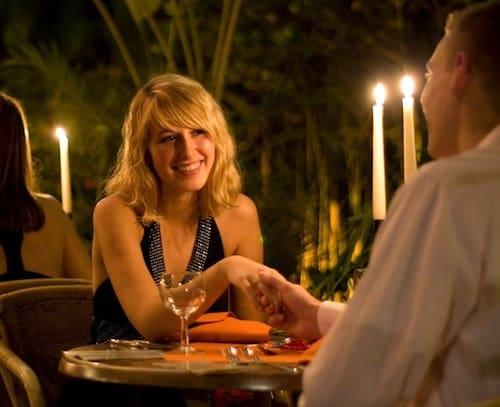 Les ingrédients pour une belle soirée romantique réussie