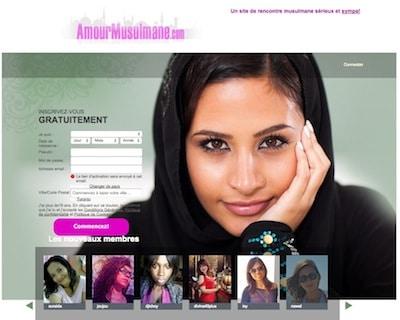 Un site de rencontre destiné aux célibataires musulmans