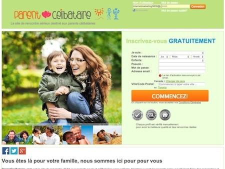 Le site approprié pour les célibataires avec des enfants