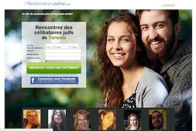 RencontresJuive.com – Le lieu de rencontre pour les juifs qui parlent français