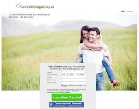 Le site par excellence pour les célibataires du SaguenayetLac-Saint‑Jean