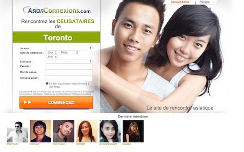 Rencontrer les belles femmes de l'orients au Canada