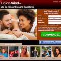 color-blind interracial